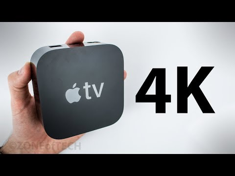NEW Apple TV 4K - Unboxing & Initial Review!