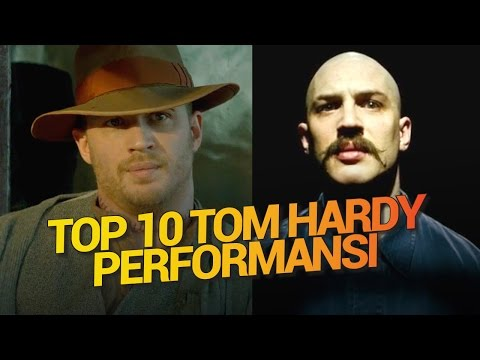 En Muazzam 10 Tom Hardy Performansı!