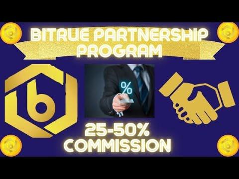 Bitrue Partnership Program | Earn 25% 50% On Bitrue Exchange