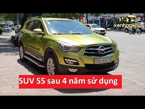 SUV S5 Chạy Gần 9 Vạn Sau 4 Năm Sử Dụng