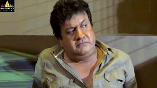 Badmash Pottey | Gullu Dada Comedy in Police Station | Latest Hyderabadi Movie Comedy