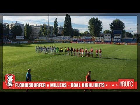 HIGHLIGHTS | Floridsdorfer v Rotherham United