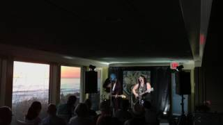 Sunset with Sarah Potenza 30A Songwriters Festival