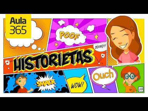 Qué Son Las Historietas Cómo Se Leen Videos Educativos