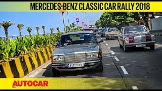 2018 Mercedes-Benz Classic Car Rally | Feature | Autocar India