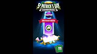 Golf Clash, Prizechest opening, 2nd place - Masters - Another goodie!