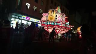 弘前ねぷた祭2016/8/2 桔梗野連