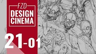Design Cinema – EP 21 - Zombie Knights Part 01