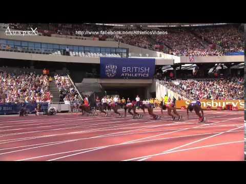 """Dina Asher-Smith 10.99 (+0.1m/s) first british women under 11"""""""