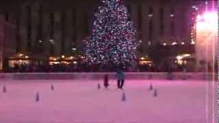 Merry Christmas Holidays New York, 2014