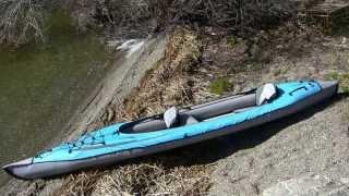 AirKayaks.com: Advanced Elements Convertible DS Series Hi Pressure Inflatable Kayak