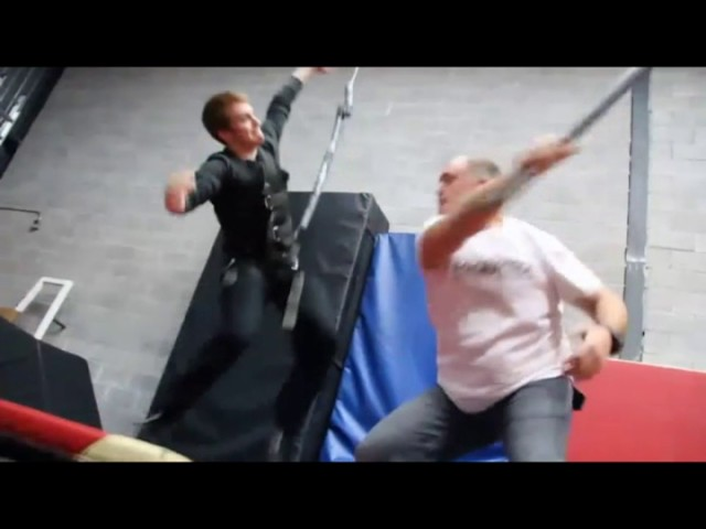 AJ Risi - Démo 2017 Stunt