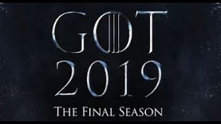 Game of Thrones Season 8 Trailer HBO 2019 (Coming Soon)