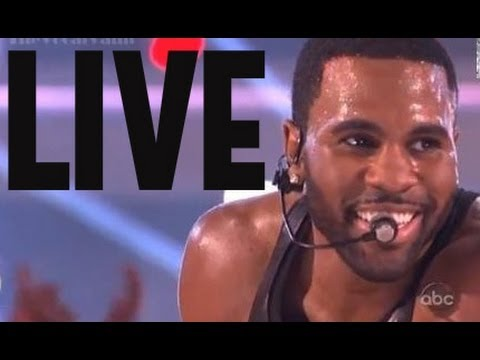 Jason Derulo - THE OTHER SIDE (LIVE Performance HD)