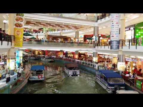 Cruise Ride @ The Mines Shopping Mall, Malaysia (4K Video)