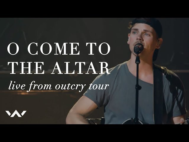 O Come to the Altar | Live | Outcry Tour 2017 | Elevation Worship