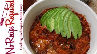 Review of Freshly's 3 Bean Turkey Chili - NoRecipeRequired.com