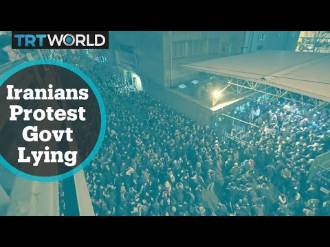 Iranians protest countrywide