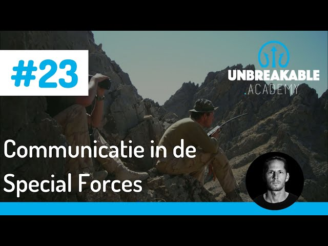 Communicatie in de Special Forces. Deel 1.