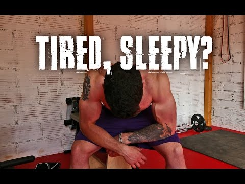 Should You Still Workout When You Feel Drained, Tired, Sleepy?