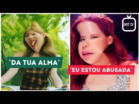MVs De K-Pop Sem Música [Hilário]