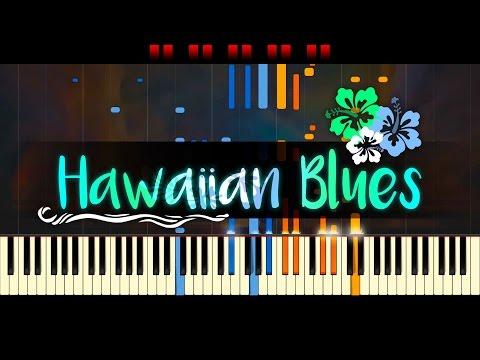 Hawaiian Blues 1916  S MURRAY