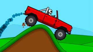 All Terrain Hill Climb #2 (Racing Game by Tranquility Interactive) Android Gameplay Trailer