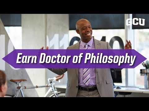GCU Online Degree Programs | Online PhD Program