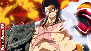 "Luffy's New Form: ""Iron Man"