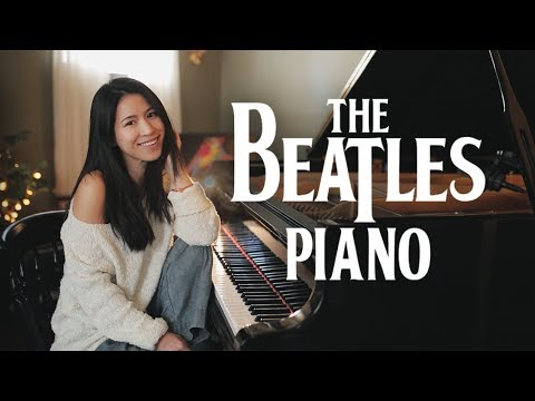 Can't Buy Me Love  (The Beatles) Piano Cover By Sangah Noona