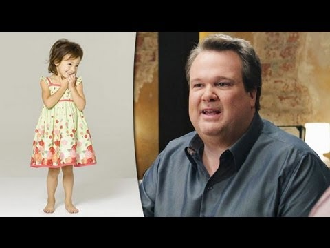 Eric Stonestreet Defends Modern Family's Decision to Hire New Lily,  Aubrey AndersonEmmons