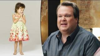 Eric Stonestreet Defends Modern Family's Decision to Hire New Lily,  Aubrey Anderson-Emmons
