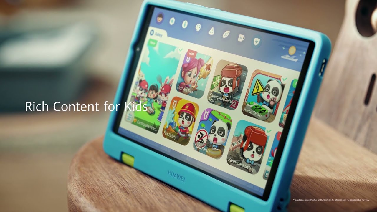 HUAWEI MatePad T10 Kids Edition - Product Introduction & Pre-Order (Indonesia)