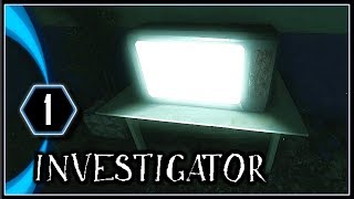 Investigator Gameplay PC - Spiders, Storms, and Scares [Part 1]