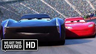 "Cars 3 ""Drive Fast And Train Hard"" Trailer 2017 Disney Pixar Animated Movie HD"