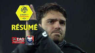 EA Guingamp - SM Caen (0-0)  - Résumé - (EAG - SMC) / 2017-18