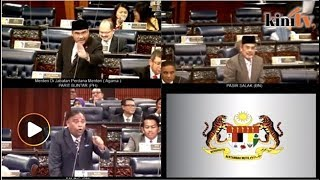 Dewan Rakyat panas isu 'tahi'
