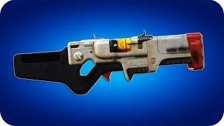 Fallout 4 - Уникальное оружие Карабин Верджила