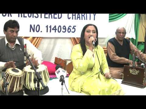 Kahan thay aap zamane ke baad Ghazal singer Kanwal Naseer
