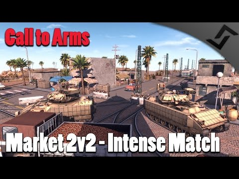 call-to-arms---market-2v2-mp---intense-match