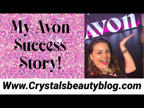 My Avon success story