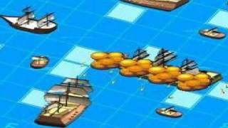 Warships. Sea On Fire.  Android Game - playslack.com