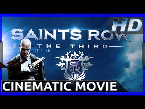 Saints Row III : Cinematic Movie - HITMAN EDITION (HD 1080p)