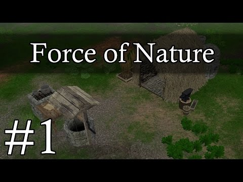 Force of Nature - Hulked Out - Part 1 Let's Play Force of Nature Gameplay