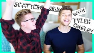 PLAYING SCATTERGORIES WITH TYLER OAKLEY!