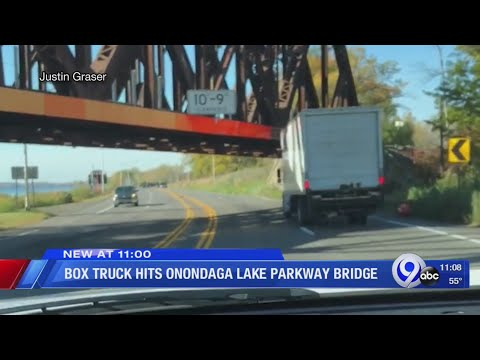 Justin - Will Onondaga Lake Parkway Be Reduced To Two Lanes?
