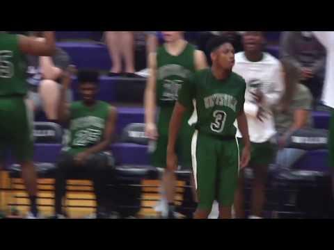 Huntsville High School Boys Basketball - Chevy Spotlight
