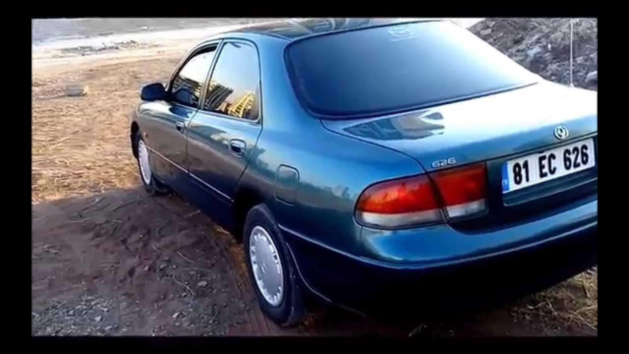 Mazda 626 GE (1992-1997) İnceleme Videosu - Mazda Garaj - YouTube