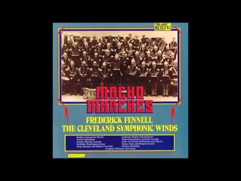 Radetzky Strauss from Frederick Fennell Macho Marches
