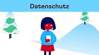 Erklärvideo: Swisscom zum Thema Datenschutz (deutsche Version)